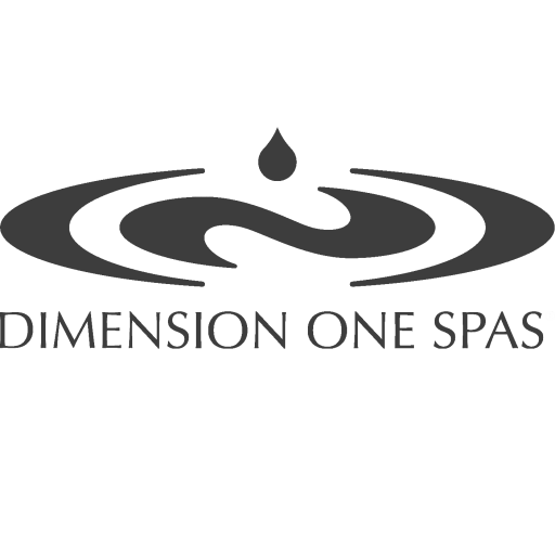 DIMENSION ONE SPAS R logo